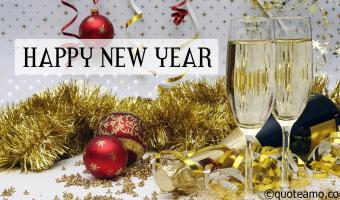 Best Happy New Year Quotes, Sayings, Wishes and Messages