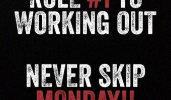 Rule to work out