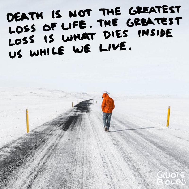 condolences quotes sympathy - Norman Cousins