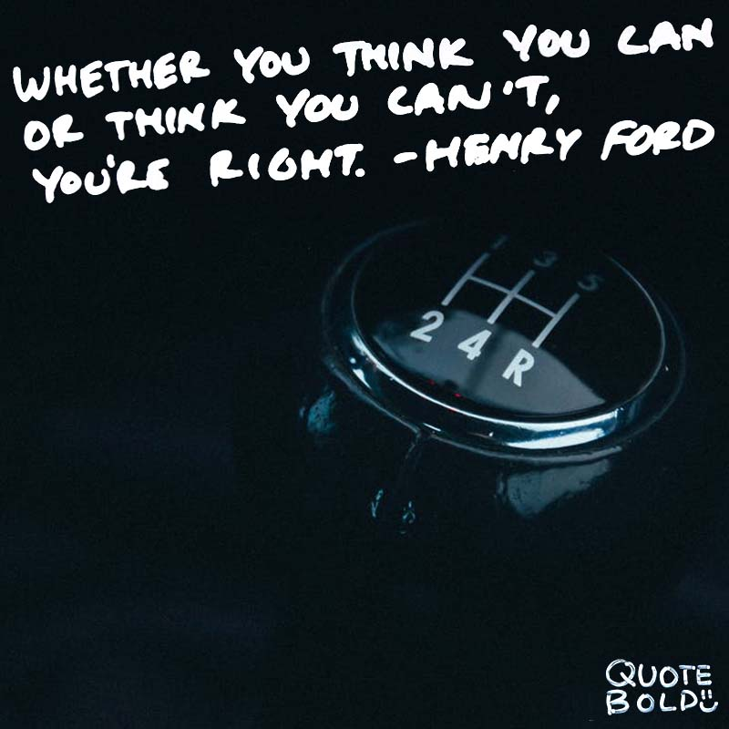 motivational quotes - henry ford