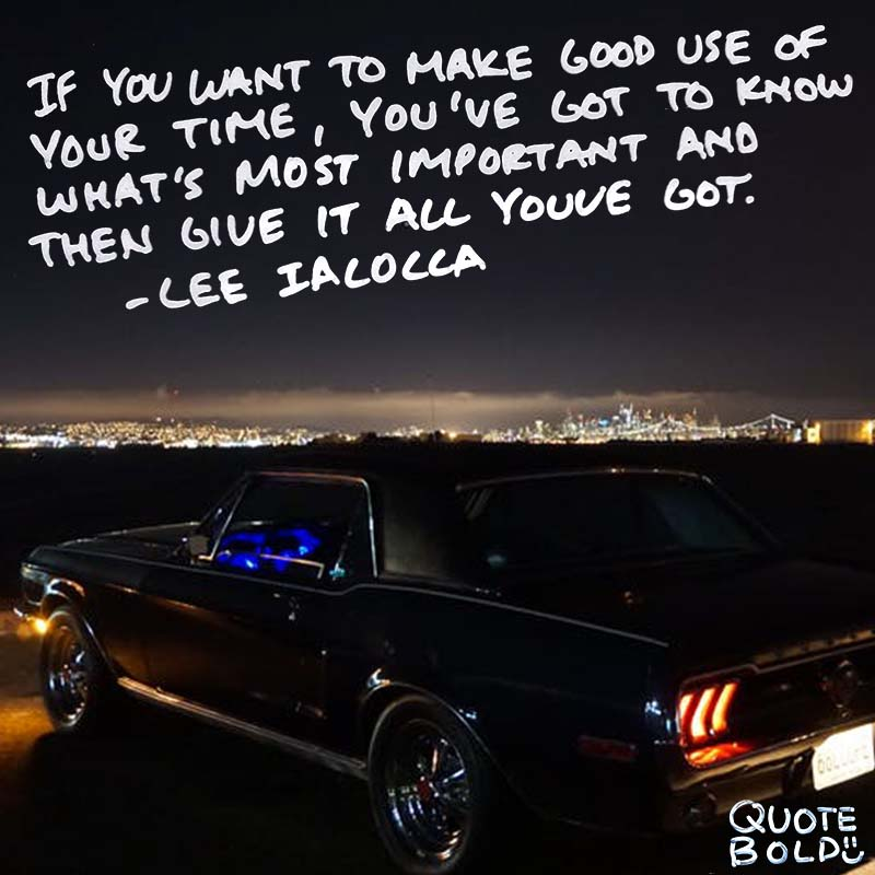 business owner quotes - Lee Iacocca
