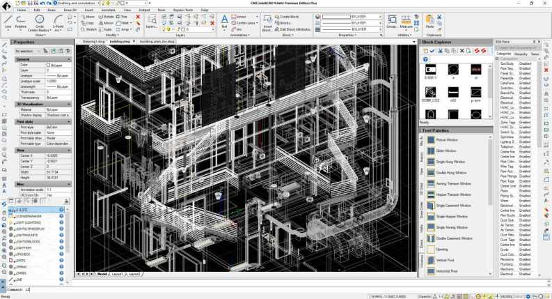 Autodesk Revit * rvt Archives - ERP MRP software with CAD