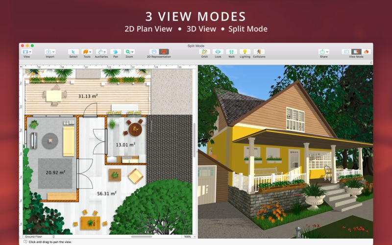 Banyak orang yang mendambakan rumah idaman dengan segala interior yang cocok didalamnya. Sweet Home 3d Free Download Quoteclever