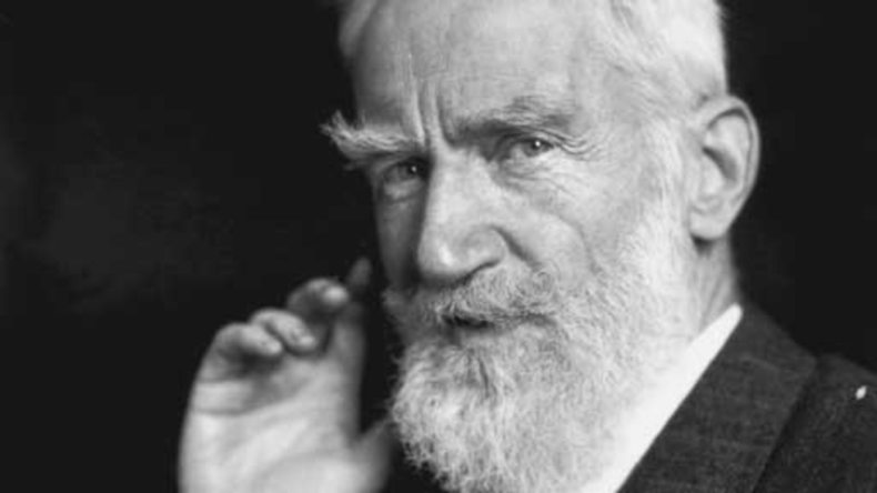 george bernard shaw 1024x576 - George Bernard Shaw - all progress depends on the unreasonable man