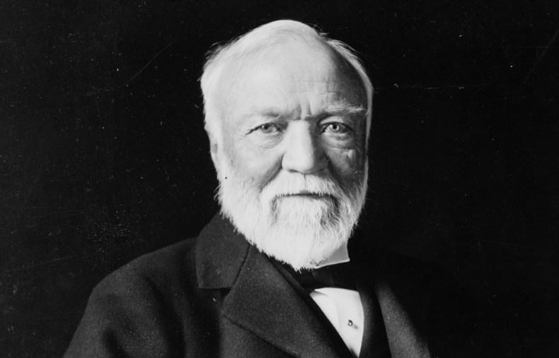 andrew carnegie surplus revenues quote 1024x657 - Andrew Carnegie - Surplus Revenues - Quote
