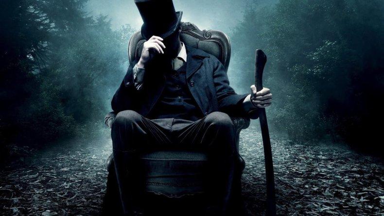 abraham lincoln vampire hunter 1024x576 - Abraham Lincoln - Invented Gods - Quote