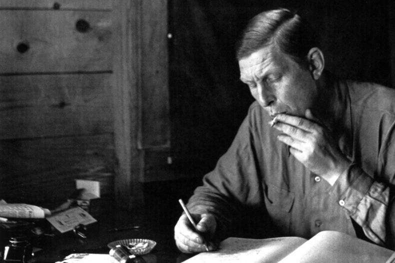 w h auden 1024x682 - W. H. Auden - Devils - Quote
