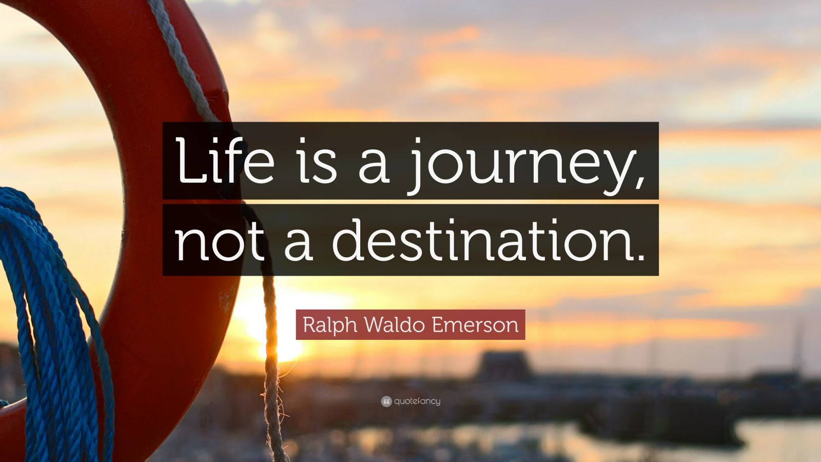 Journey Notebook Destination Not Life Quotes