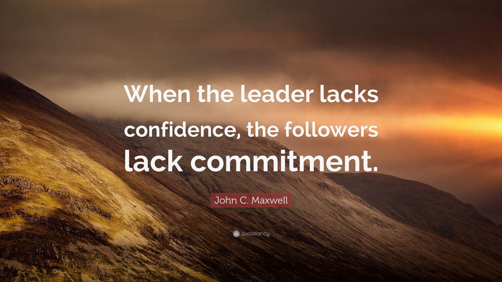 Lack Leadership Business