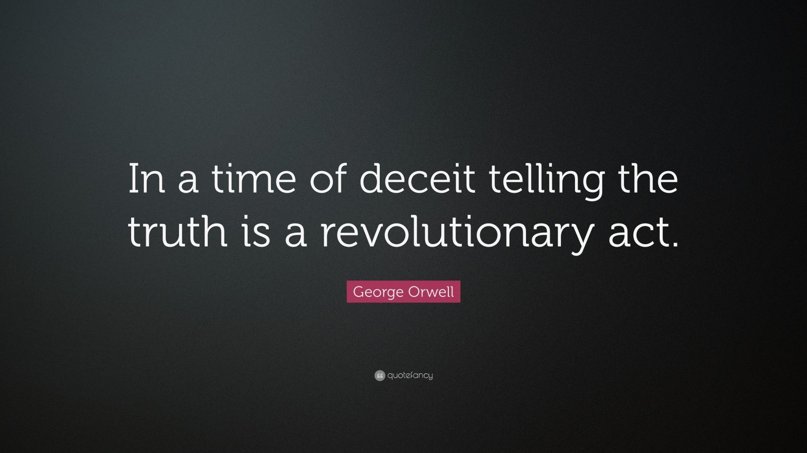 George Orwell Quotes 19 Wallpapers