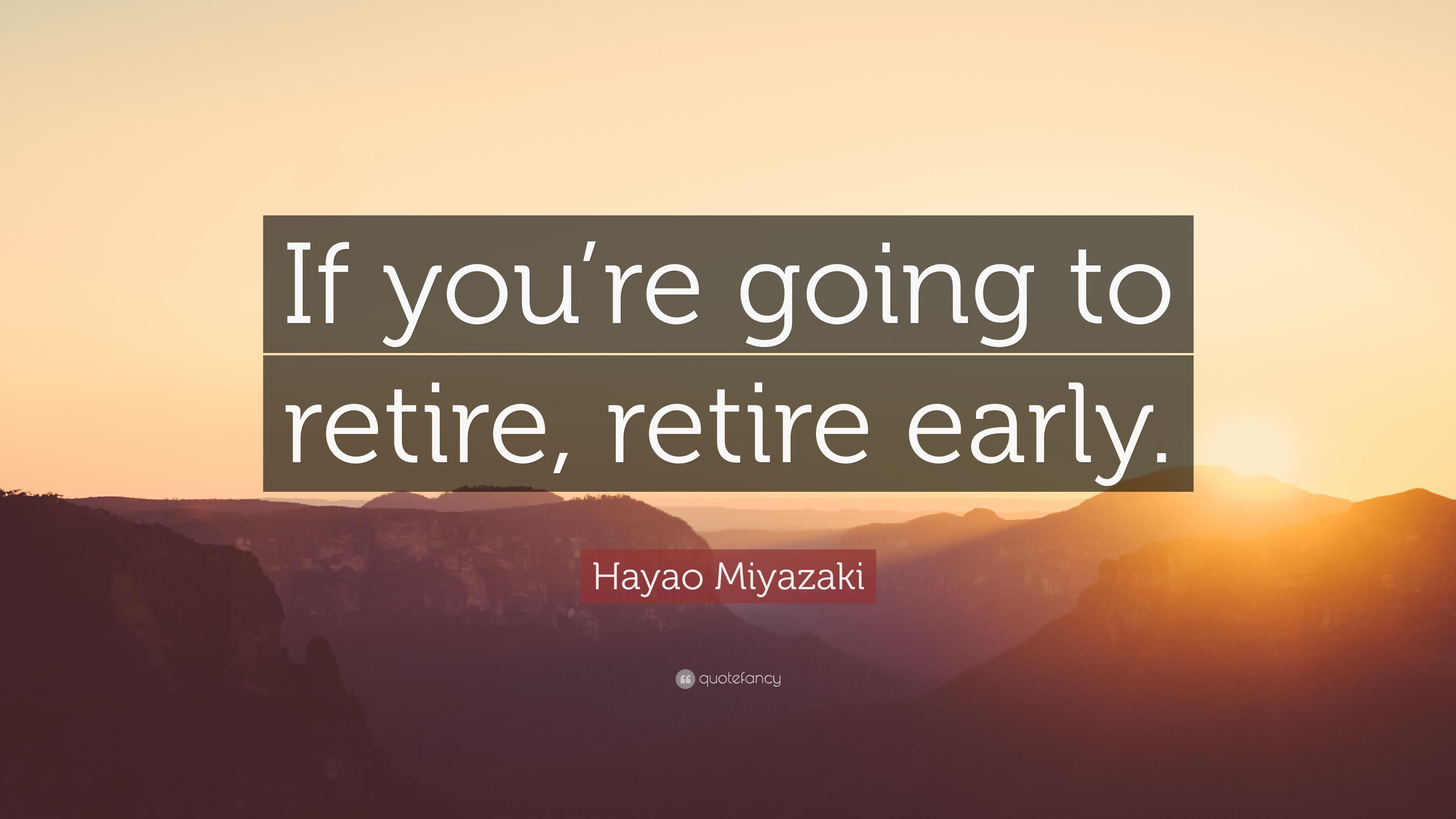 Hayao Miyazaki Quotes 79 Wallpapers