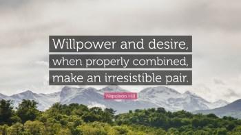 Afbeeldingsresultaat voor quote willpower