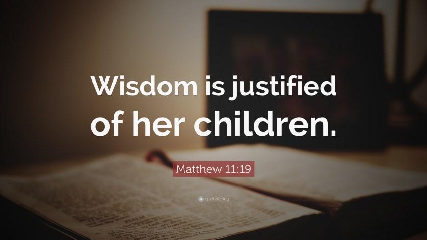 Hasil gambar untuk Matthew 11:19