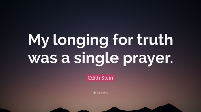 Image result for LONGING FOR TRUTH