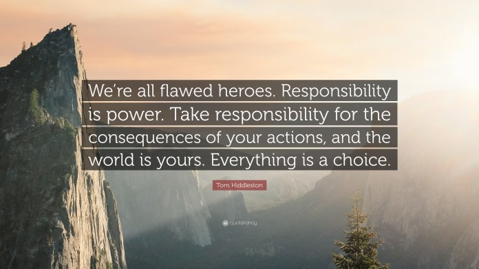 Image result for responsibility at work quotes