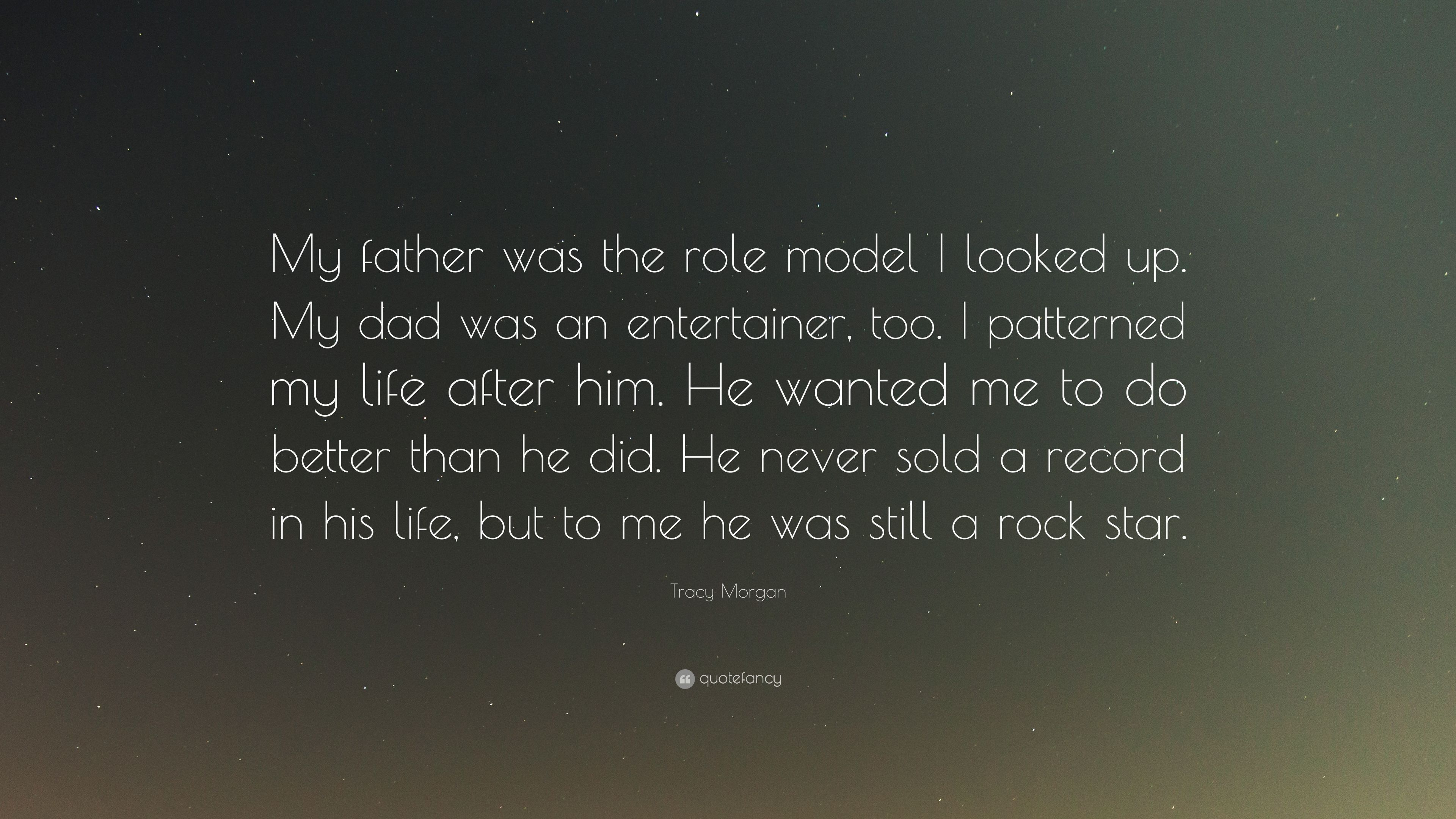 My Role Model Is My Father Essay About Role Model 02 02