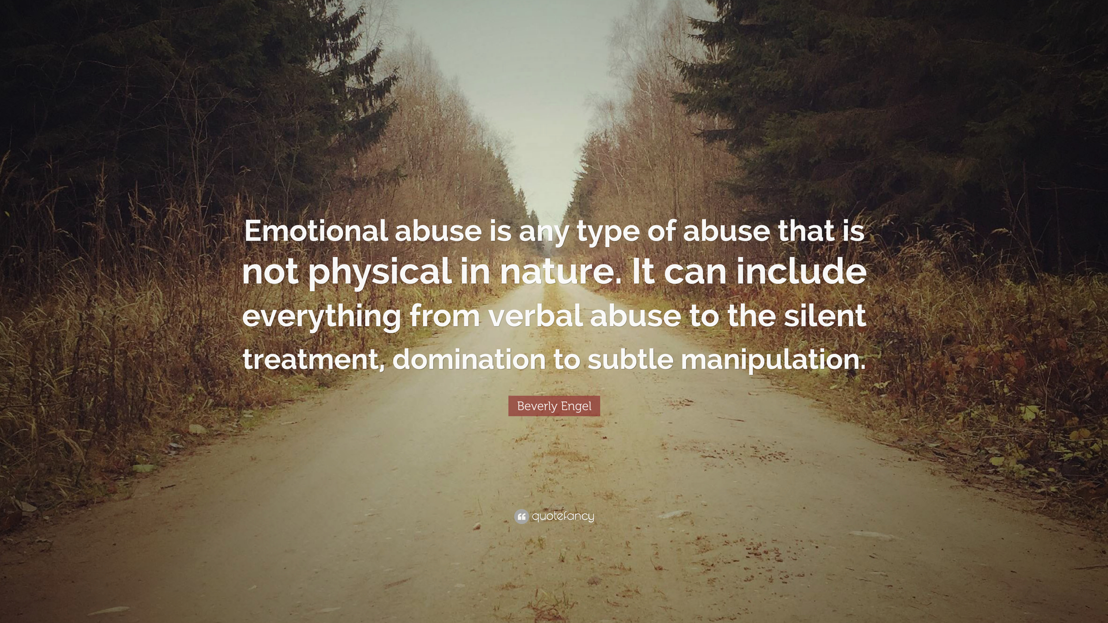 Verbal Quotes Inspirational Abuse