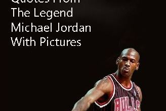 Michael Jordan Quotes with pictures