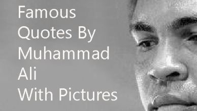 Muhammad ali quotes with pics