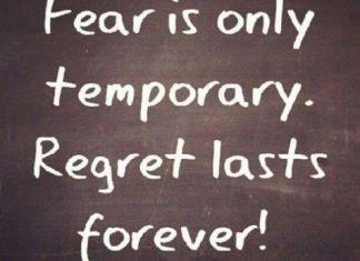 Fear quotes best images pics photos pictures