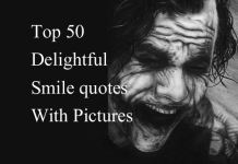 Smile quotes with pictures