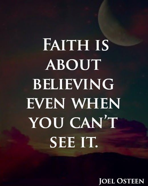 quotes on believe and trust