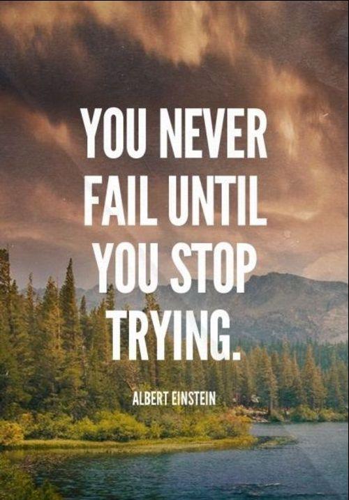 albert einstein quotes on failure