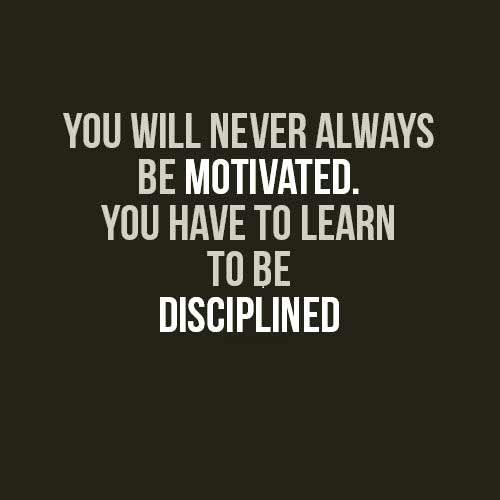 50 Beautiful Discipline Quotes You Must Read To Get Guarantee Success