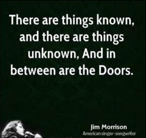 quotes of jim morrison