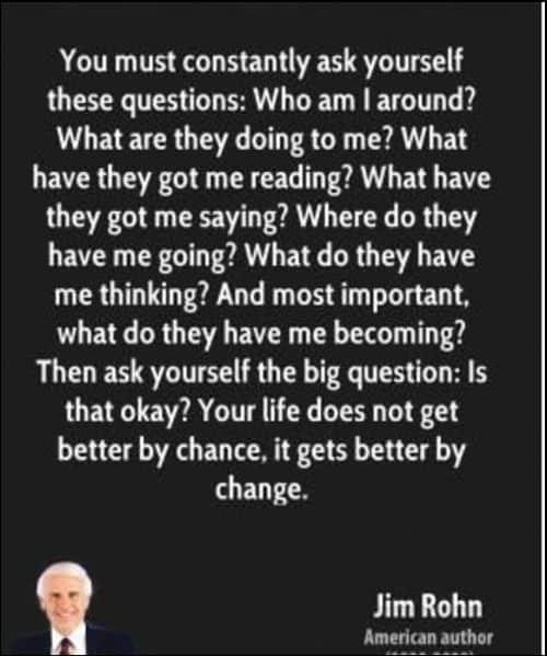 jim rohn quotes on goals