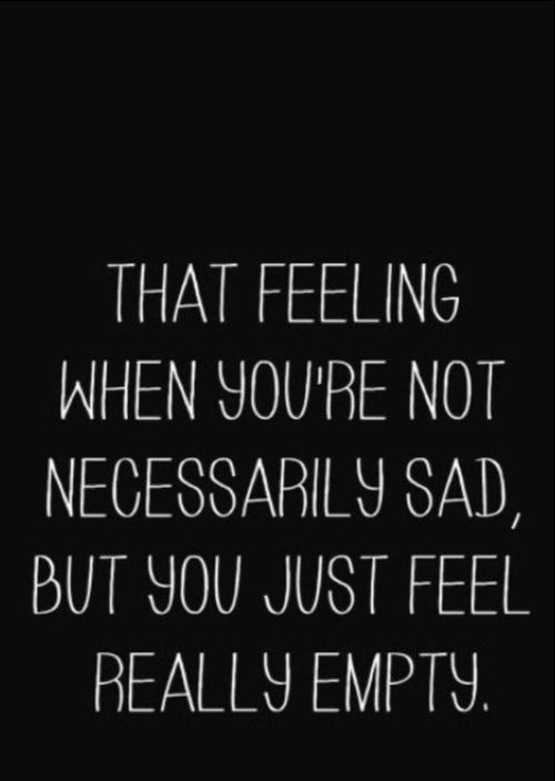 loneliness emptiness quotes