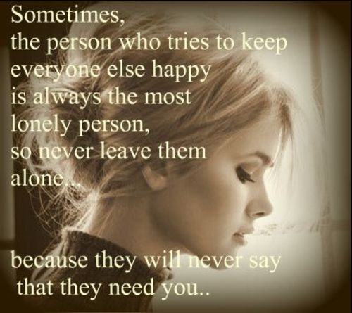 loneliness quotes from movies