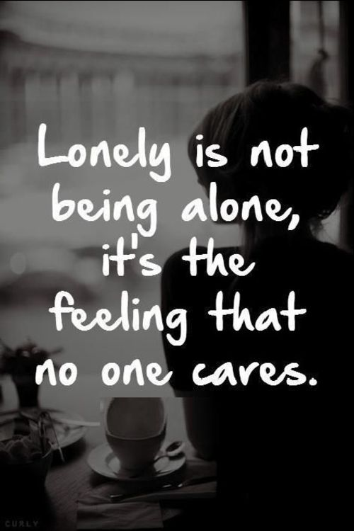 loneliness god quotes