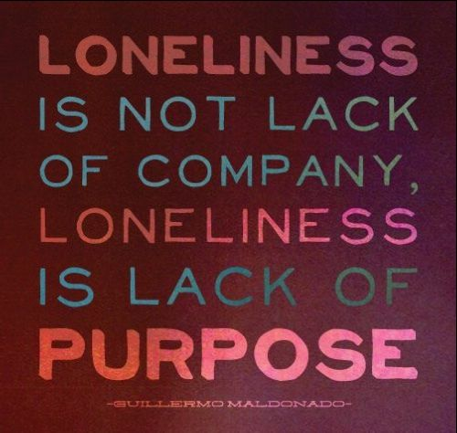 loneliness quotes of the day