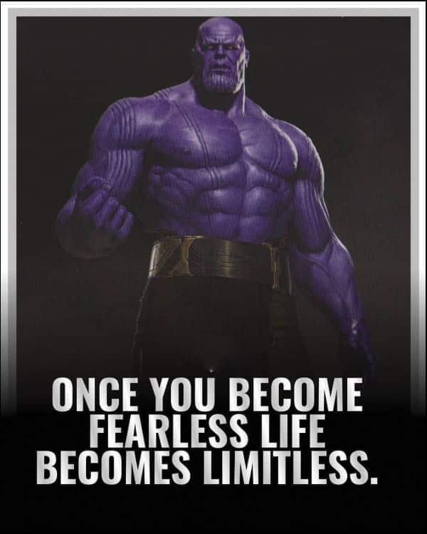 thanos quotes on destiny