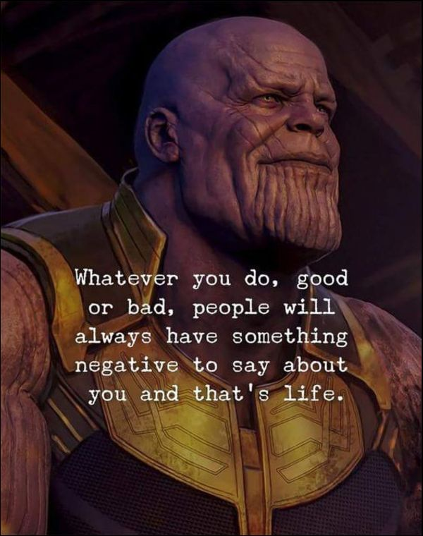 thanos quotes infinity war