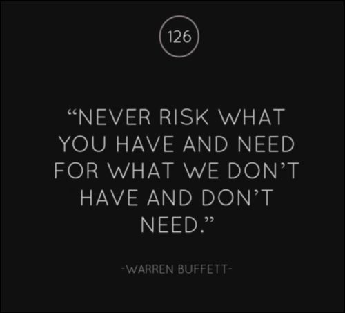 warren buffett quotes integrity