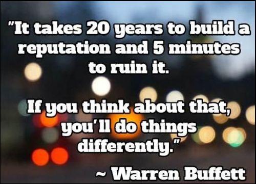 warren buffett quotes on life insurance