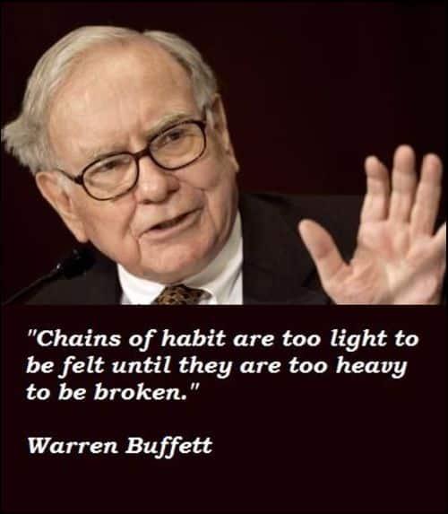 warren buffett quotes taxes