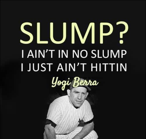 yogi berra quotes baseball