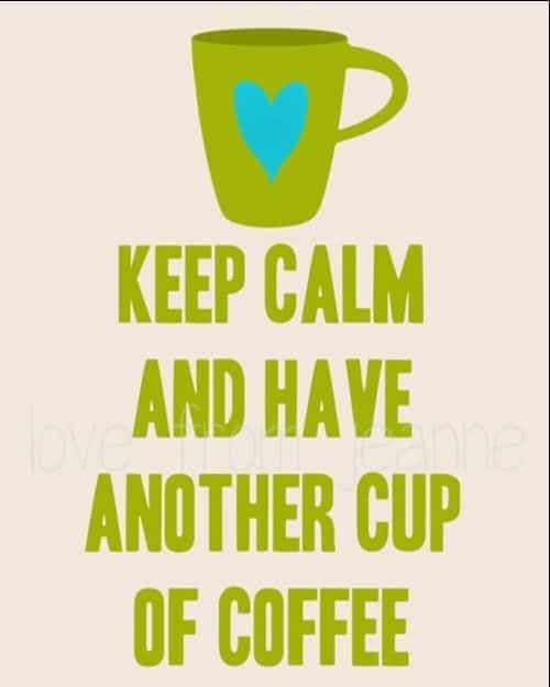 sunday morning coffee meme