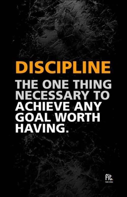 discipline quotes by apj abdul kalam