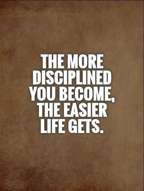 buddha discipline quotes