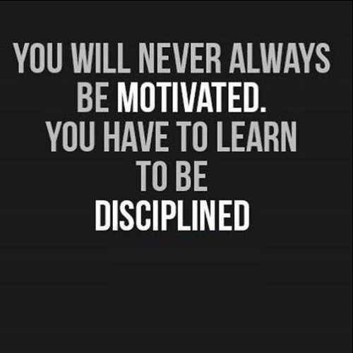 discipline quotes sports