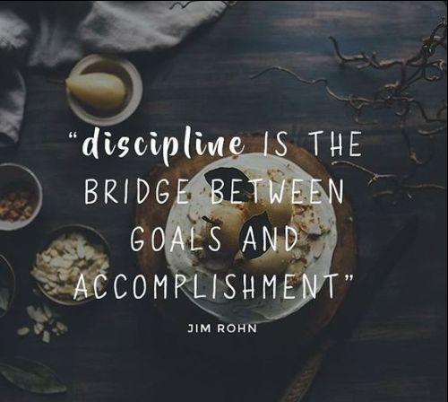 quotes on self discipline