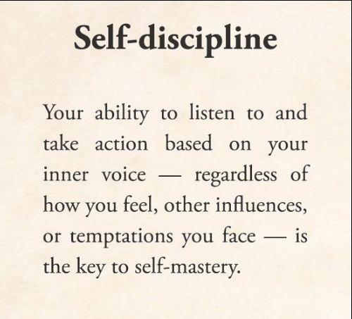 quotes about discipline