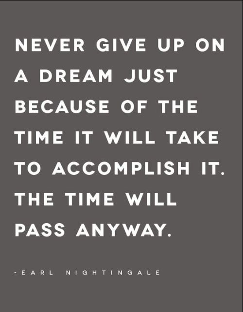 live your dream quotes