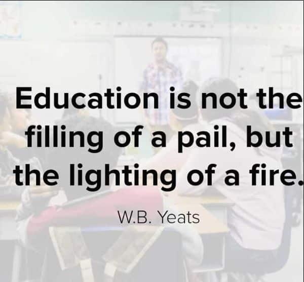 education quotes english