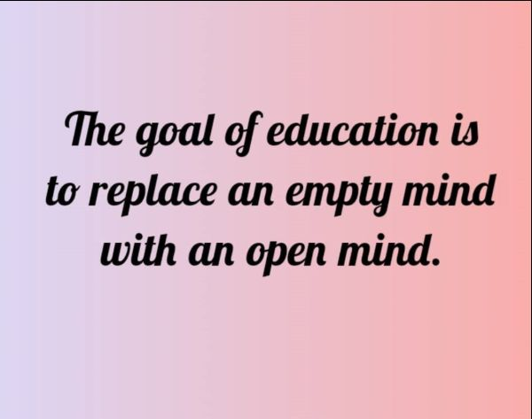 education thank you quotes