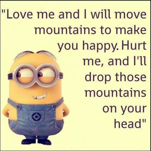 minion quotes about friendship